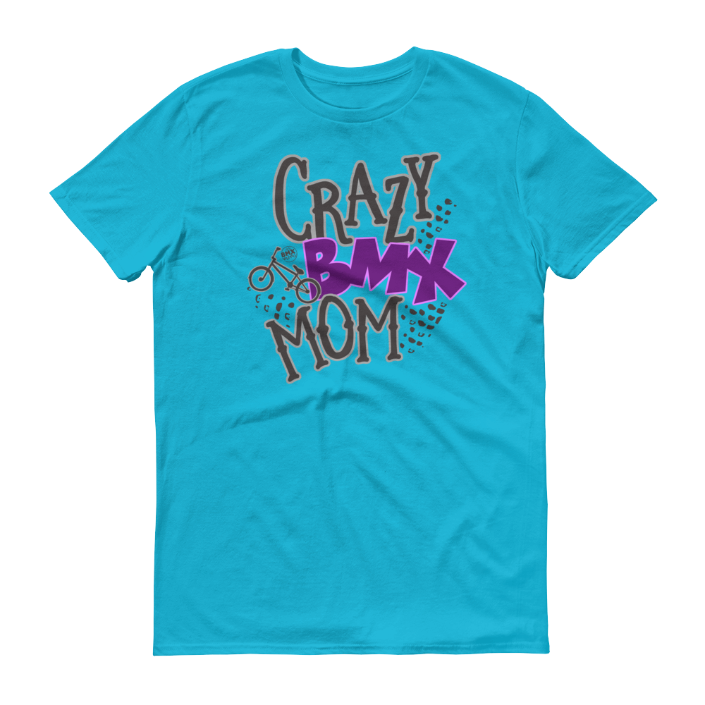 Crazy BMX Mom Shirt