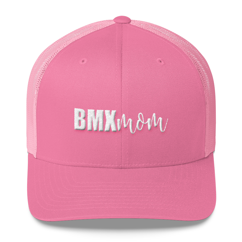 BMX Mom Trucker Cap