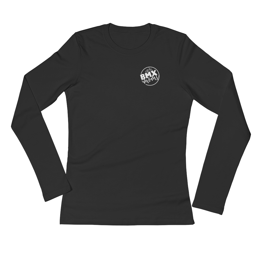 Loud and Proud BMX Mom Long Sleeve Tee