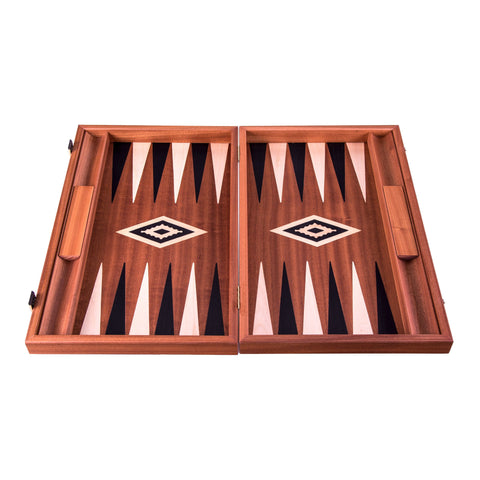 MAHOGANY Backgammon - Manopoulos