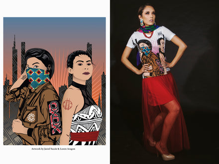 Native Fashion In The City x ACONAV x OXDX Collaboration