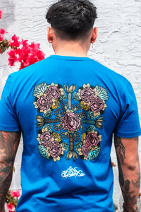 Desert Floral (Royal Men's Crew)