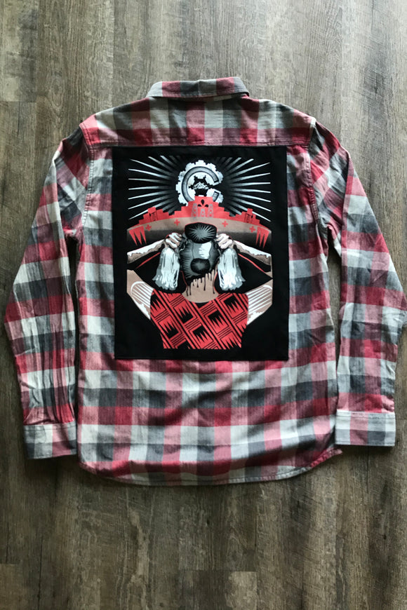 Prepped Flannel (Men's L)