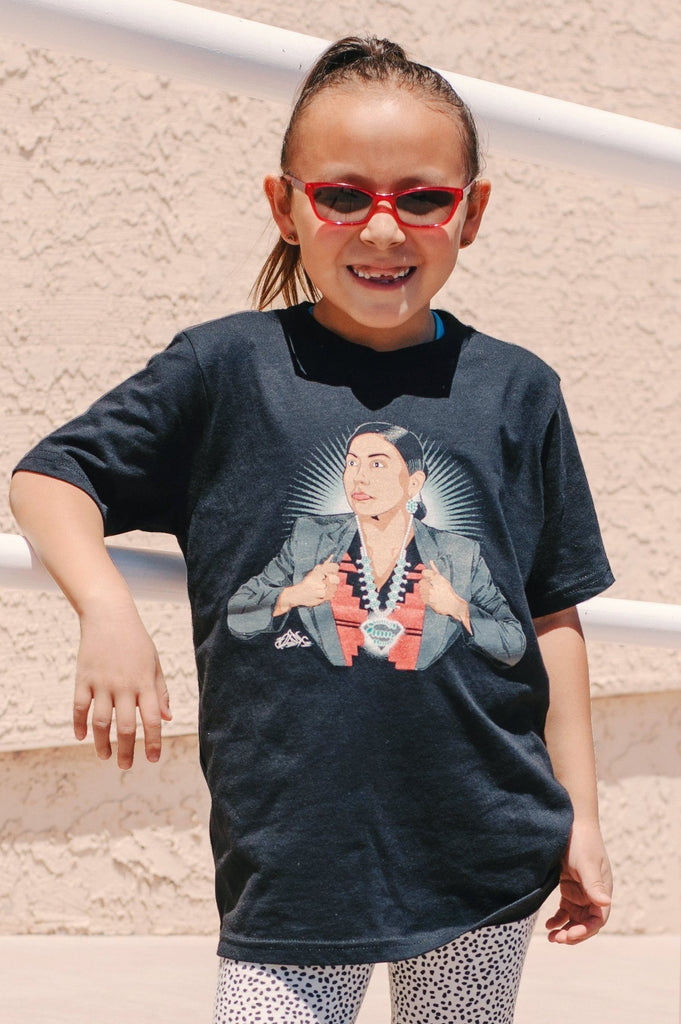 Super Native Woman (YOUTH Tee)