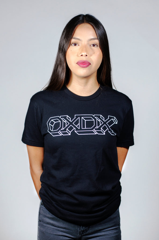 Logo Tee (Men's Black Tee)