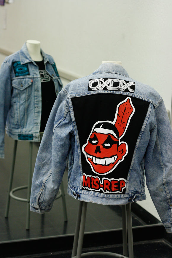 MISREP Denim Jacket (Men's S)