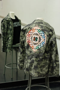 Four Directions Camo Jacket (Womxn's M)