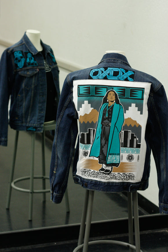 Native Nation Denim Jacket (Womxn's S)