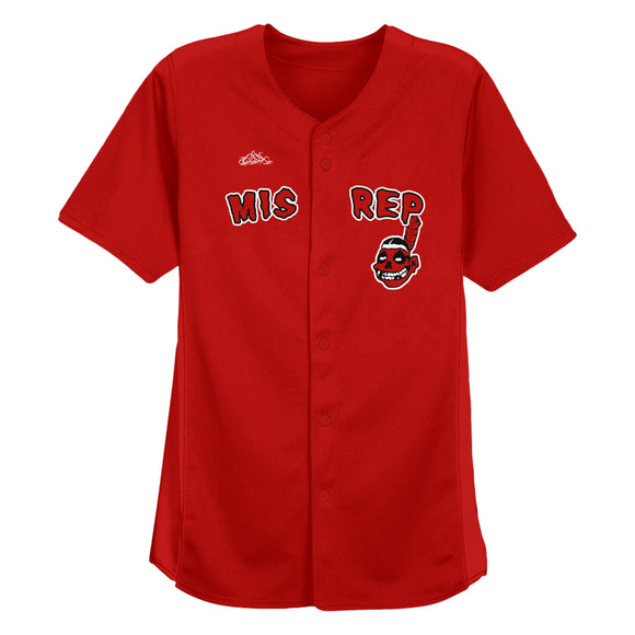 MIS-REP Jersey (Red)