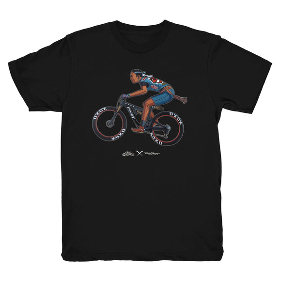 Off The Trail - OXDX x Craig George Collab Tee (Black)