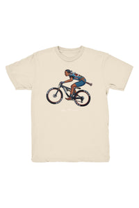 Off The Trail - OXDX x Craig George Collab Tee (Sand)