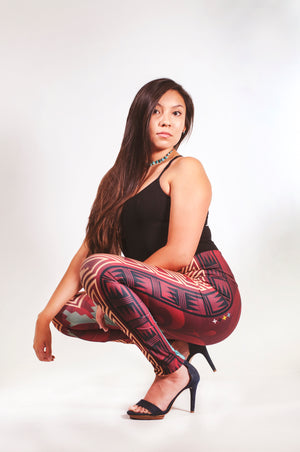 OXDX x Trickster Collab Leggings