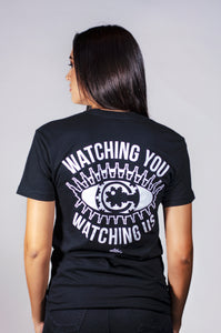 Watching You Watching Us (Men's Crew Tee)