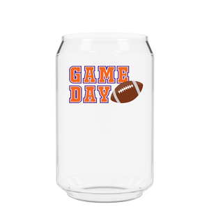 The Man Can - Game Day Your Color Ways - 6pk - USA Made, BPA-Free, Unbreakable & Dishwasher Safe