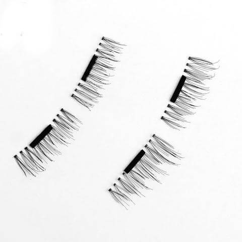 MaLashes™ Slim - Magnetic False Eyelashes - Reusable Magnetic Lashes