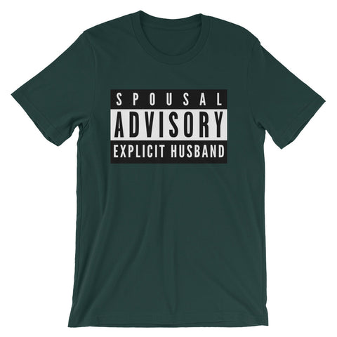Explicit Husband Tee