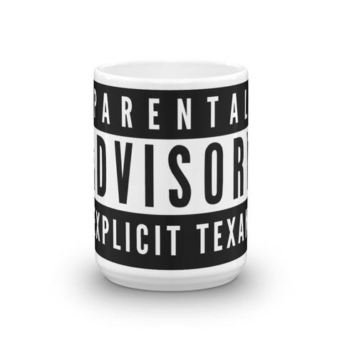 Explicit Texan Mug