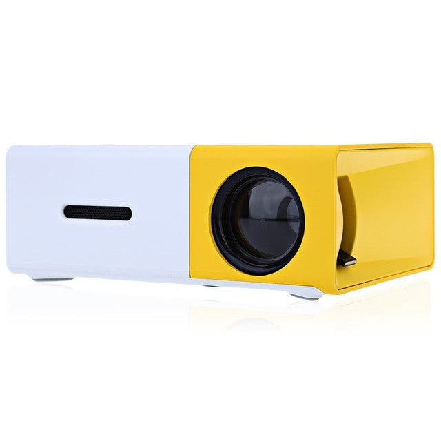 Lumi Pro 2.0 High Resolution Ultra-Portable Mini Projector
