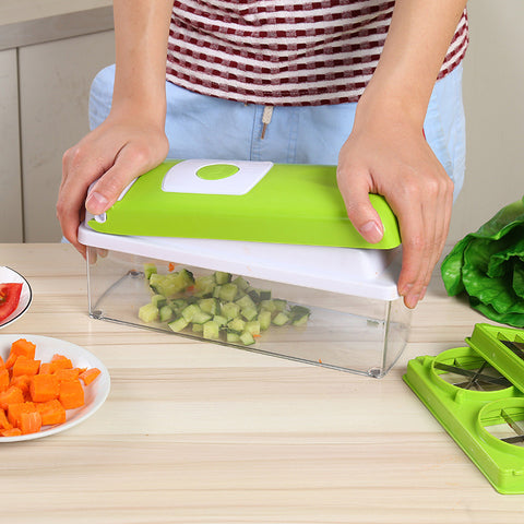 The MagicSlica™ 12 in 1 Slicer