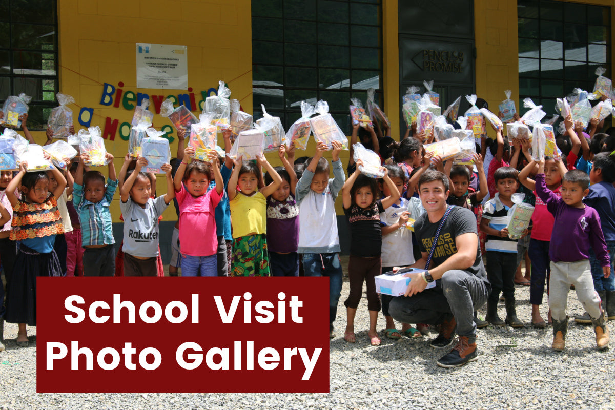 Visting our School in Guatemala, August 2018