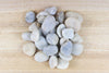 Wholesale: Beige Mix River Stones [Min Order 6 Cups]