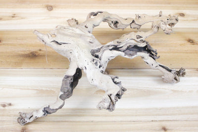 Sandblasted Grapevine Wood [Large Size]