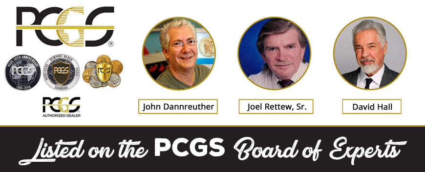 PCGS Board of Experts