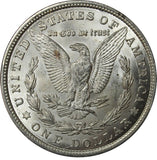 1921 P Morgan Silver Dollar $1 Brilliant Uncirculated