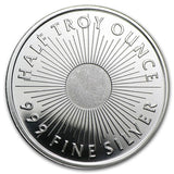 Sunshine Minting 1/2 Troy Oz. Silver Rounds