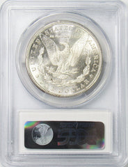 1880 S $1 Morgan Silver Dollar PCGS MS64