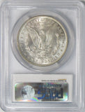 1887 $1 Morgan Silver Dollar PCGS MS63