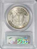 1884 $1 CC Morgan Silver Dollar PCGS MS64