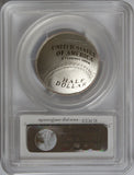 2014-S 50C Baseball Hall of Fame First Pitch Baltimore PR69DCAM PCGS
