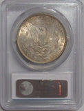 1887-P Morgan Silver Dollar PCGS MS64 CAC Approved