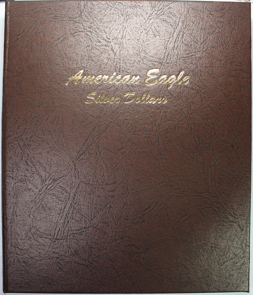 1986-2017 American Silver Eagle Brilliant Uncirculated 32 Coin Complete Set