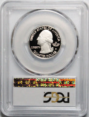 2013 S 25C Great Basin NP Silver Quarter Limited Edition PR Set PCGS PR70DCAM