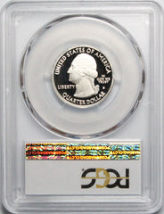 2013 S 25C Perry Memorial NP Silver Quarter Limited Edition PR Set PCGS PR70DCAM