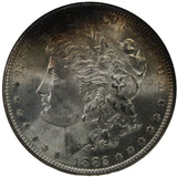1882-S Morgan Silver Dollar NGC MS67 TONED
