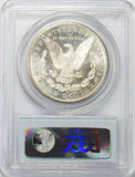 1881 S $1 Morgan Silver Dollar PCGS MS65 CAC
