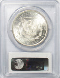1883 CC $1 Morgan Silver Dollar PCGS MS65 CAC