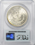 1878 7TF $1 Morgan Silver Dollar PCGS MS62 Reverse of 1879