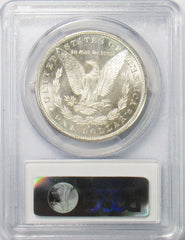1880 S $1 Morgan Silver Dollar PGCS MS65