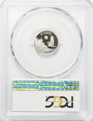 1998 W $10 1/10th Oz. Platinum Statue of Liberty PCGS PR70DCAM