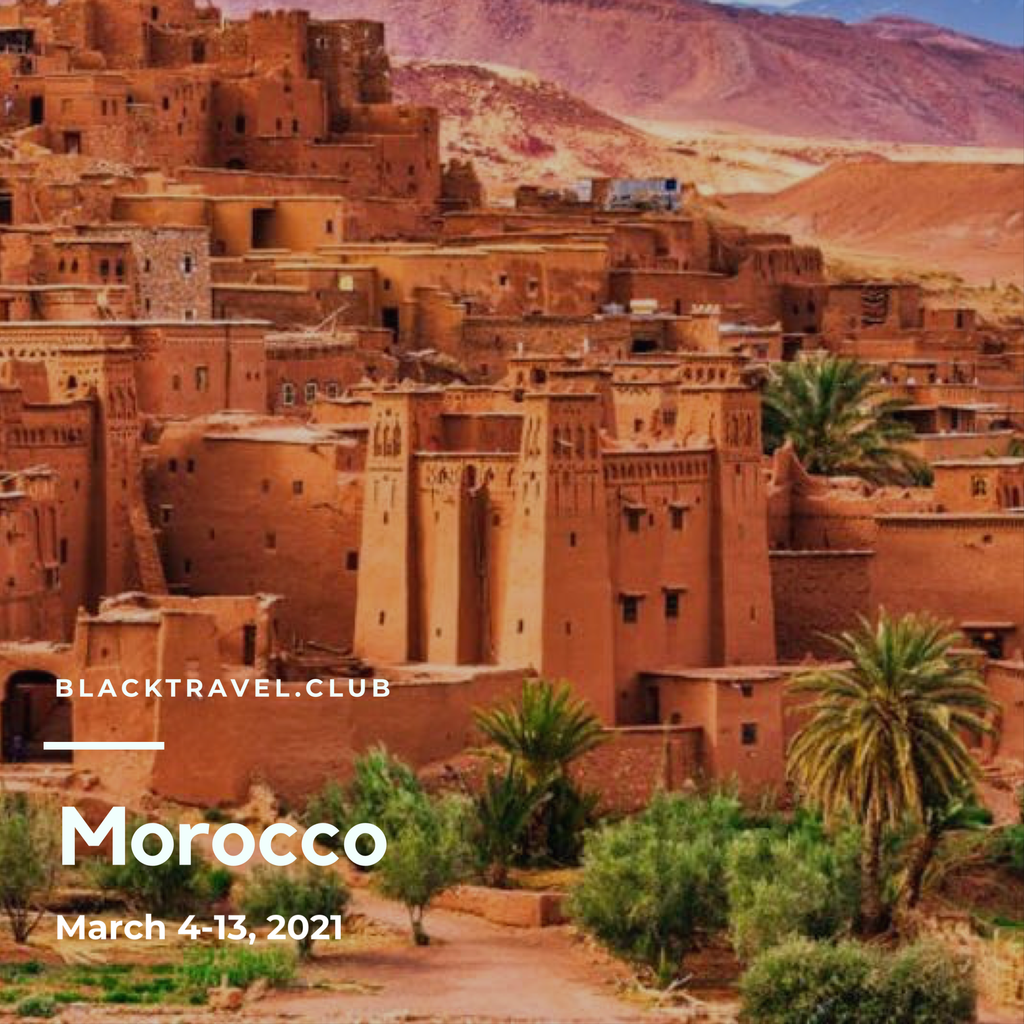 Morocco: March 4-13, 2021
