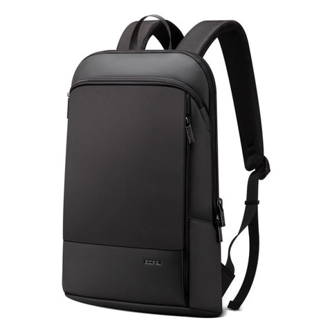 efa315b0c6ea7c Ultra Slim Laptop Backpack – The Black Travel Club