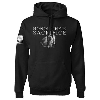 Honor Their Sacrifice - Hoodie