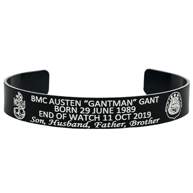 BMC Austen Gant Memorial Band