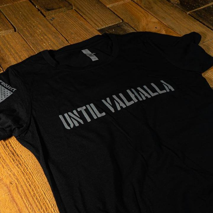 Until Valhalla Women S Til Valhalla Project
