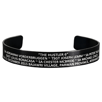 """The Hustler 6"" Memorial Band"