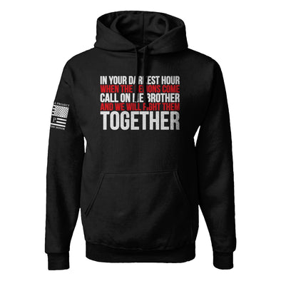 Call On Me Brother - Hoodie